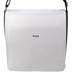 I Do Science Flap Messenger Bag (s)