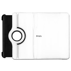 Think Like A Proton And Stay Positive Kindle Fire Hd Flip 360 Case