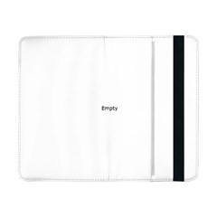 Think Like A Proton And Stay Positive Samsung Galaxy Tab Pro 8 4  Flip Case