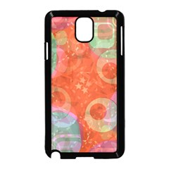 Fading Shapes Samsung Galaxy Note 3 Neo Hardshell Case