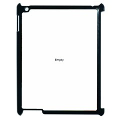 Atomic Structure Apple iPad 2 Case (Black)