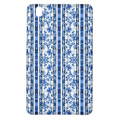 Chinoiserie Striped Floral Print Samsung Galaxy Tab Pro 8 4 Hardshell Case
