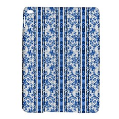Chinoiserie Striped Floral Print iPad Air 2 Hardshell Cases