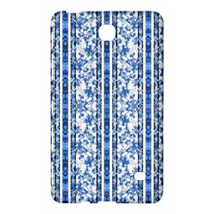 Chinoiserie Striped Floral Print Samsung Galaxy Tab 4 (7 ) Hardshell Case