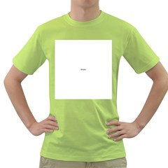 Petri Dishes Multi Coloured Green T-Shirt