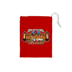 SDE Red Drawstring Pouch (Small)