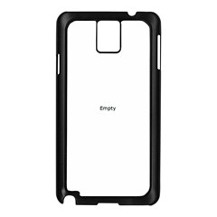 Life Lines Samsung Galaxy Note 3 N9005 Case (black)