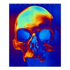 Skull Shower Curtain 60  x 72  (Medium)
