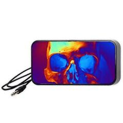Skull Portable Speaker (Black)