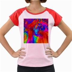 Brainstorm Women s Cap Sleeve T-Shirt