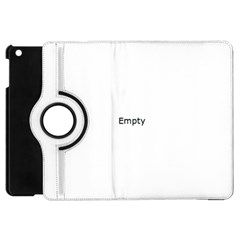 Comic Book Thanks! Apple Ipad Mini Flip 360 Case