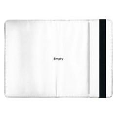 Comic Book THANKS! Samsung Galaxy Tab Pro 12.2  Flip Case