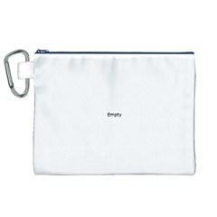 Bath Ducks Canvas Cosmetic Bag (XL)