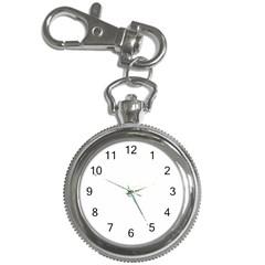 Uk Hearts Flag Key Chain Watches