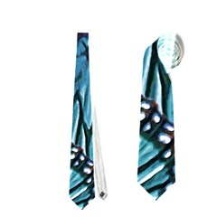 Modern Floral Collage Pattern Neckties (two Side)