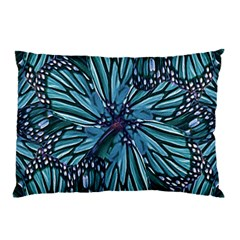 Modern Floral Collage Pattern Pillow Cases
