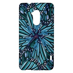 Modern Floral Collage Pattern HTC One Max (T6) Hardshell Case
