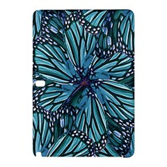 Modern Floral Collage Pattern Samsung Galaxy Tab Pro 12 2 Hardshell Case
