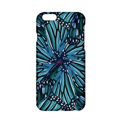 Modern Floral Collage Pattern Apple iPhone 6 Hardshell Case