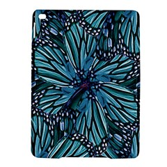 Modern Floral Collage Pattern iPad Air 2 Hardshell Cases