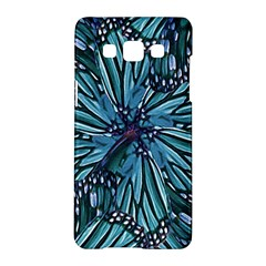Modern Floral Collage Pattern Samsung Galaxy A5 Hardshell Case