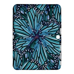 Modern Floral Collage Pattern Samsung Galaxy Tab 4 (10 1 ) Hardshell Case