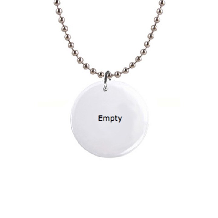 You Are The Best Decision Button Necklaces