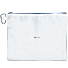 You Are The Best Decision Canvas Cosmetic Bag (XXXL)