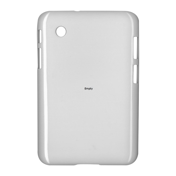 Uk City Names Flag Samsung Galaxy Tab 2 (7 ) P3100 Hardshell Case
