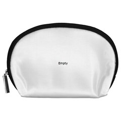 Uk City Names Flag Accessory Pouches (Large)
