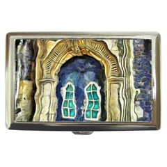 Luebeck Germany Arched Church Doorway Cigarette Money Cases