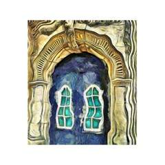 Luebeck Germany Arched Church Doorway 5.5  x 8.5  Notebooks