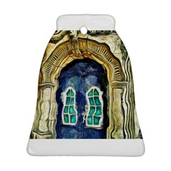 Luebeck Germany Arched Church Doorway Ornament (Bell)