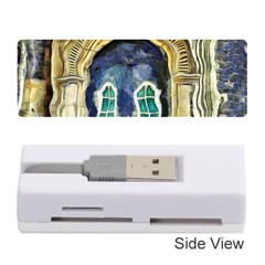 Luebeck Germany Arched Church Doorway Memory Card Reader (Stick)