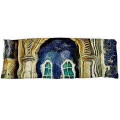 Luebeck Germany Arched Church Doorway Body Pillow Cases Dakimakura (Two Sides)