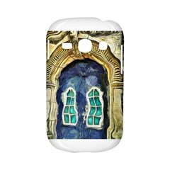 Luebeck Germany Arched Church Doorway Samsung Galaxy S6810 Hardshell Case