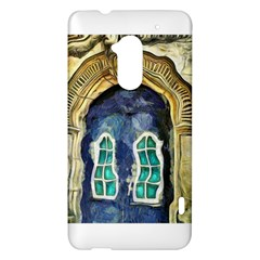 Luebeck Germany Arched Church Doorway HTC One Max (T6) Hardshell Case