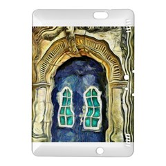 Luebeck Germany Arched Church Doorway Kindle Fire Hdx 8 9  Hardshell Case