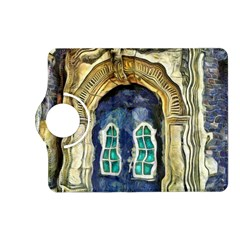 Luebeck Germany Arched Church Doorway Kindle Fire HD (2013) Flip 360 Case