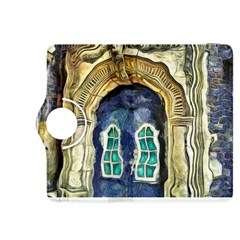 Luebeck Germany Arched Church Doorway Kindle Fire HDX 8.9  Flip 360 Case