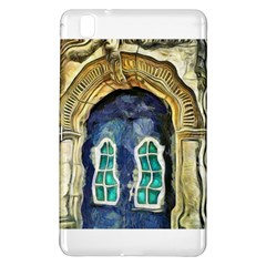 Luebeck Germany Arched Church Doorway Samsung Galaxy Tab Pro 8 4 Hardshell Case