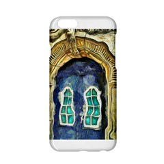 Luebeck Germany Arched Church Doorway Apple iPhone 6 Hardshell Case