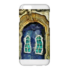 Luebeck Germany Arched Church Doorway Apple Iphone 6 Plus Hardshell Case