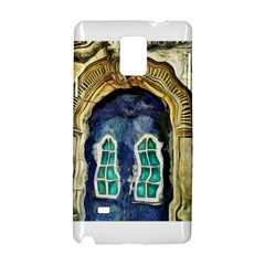 Luebeck Germany Arched Church Doorway Samsung Galaxy Note 4 Hardshell Case