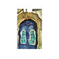 Luebeck Germany Arched Church Doorway Samsung Galaxy Alpha Hardshell Back Case