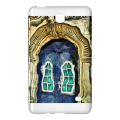 Luebeck Germany Arched Church Doorway Samsung Galaxy Tab 4 (7 ) Hardshell Case