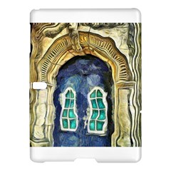 Luebeck Germany Arched Church Doorway Samsung Galaxy Tab S (10.5 ) Hardshell Case