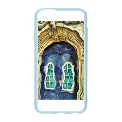 Luebeck Germany Arched Church Doorway Apple Seamless iPhone 6 Case (Color)
