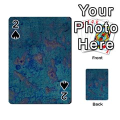 Urban Background Playing Cards 54 Designs