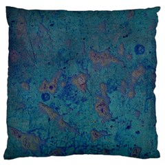 Urban Background Standard Flano Cushion Cases (One Side)